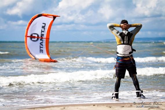 corso base stagnone kite